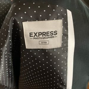 Express sportcoat jacket